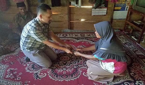 Baitul Mal Kabupaten Aceh Tengah Salurkan Zakat Bantuan Tahap I (Pertama) Tahun 2019